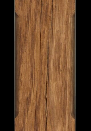 Smooth White Oak with an Early American Stain