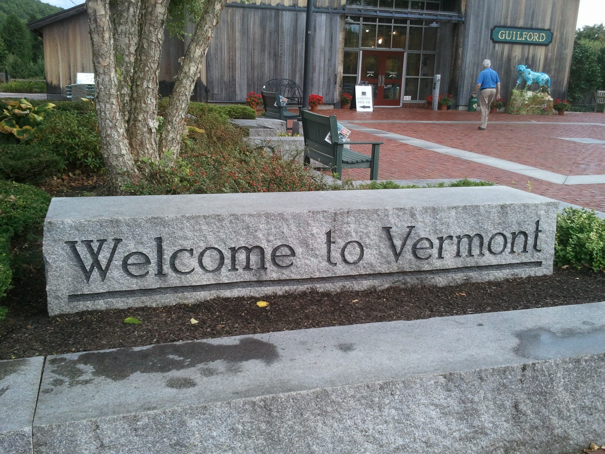 Welcome To The Vermont Welcome Center