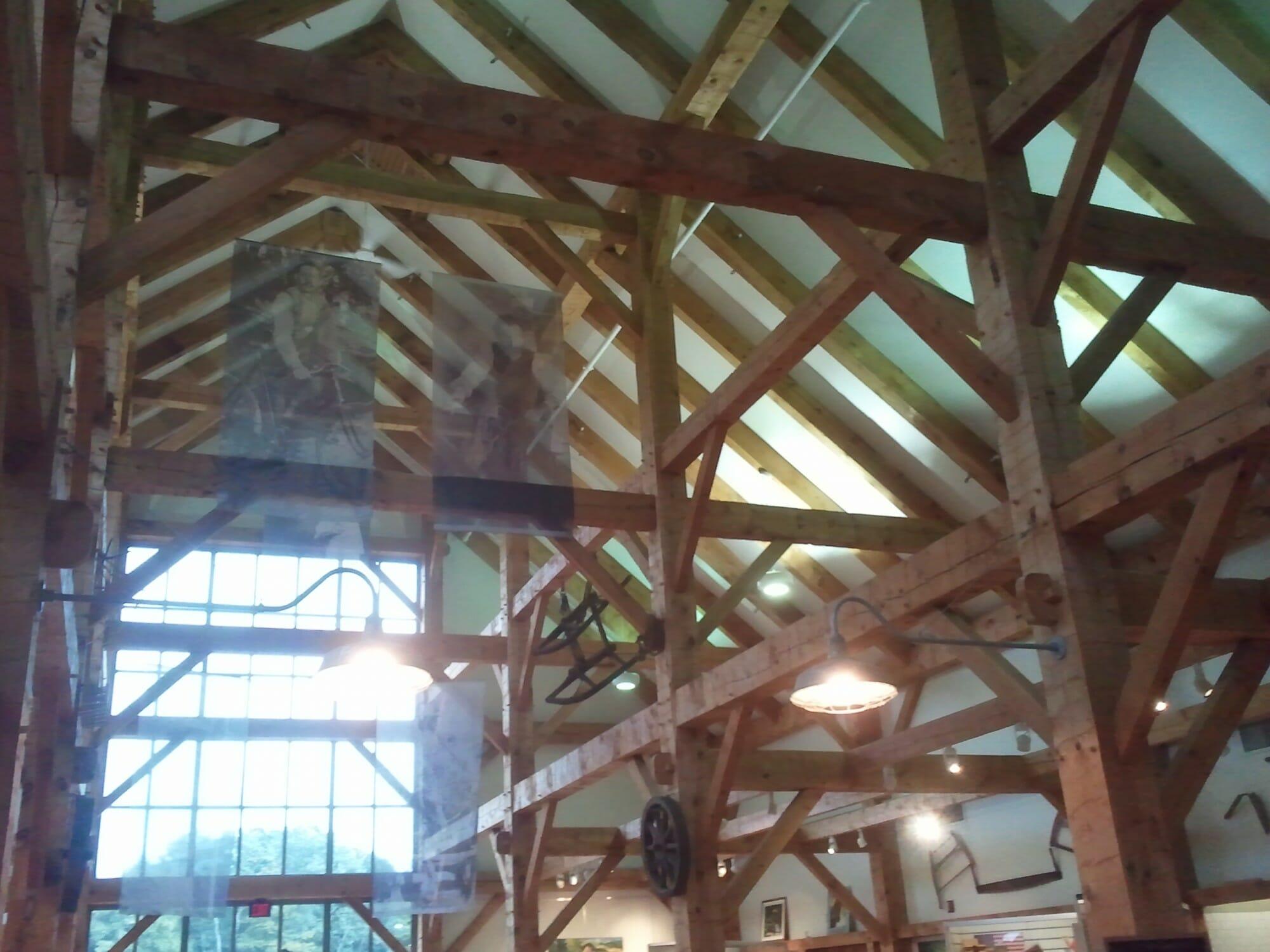 Welcome Center Interior