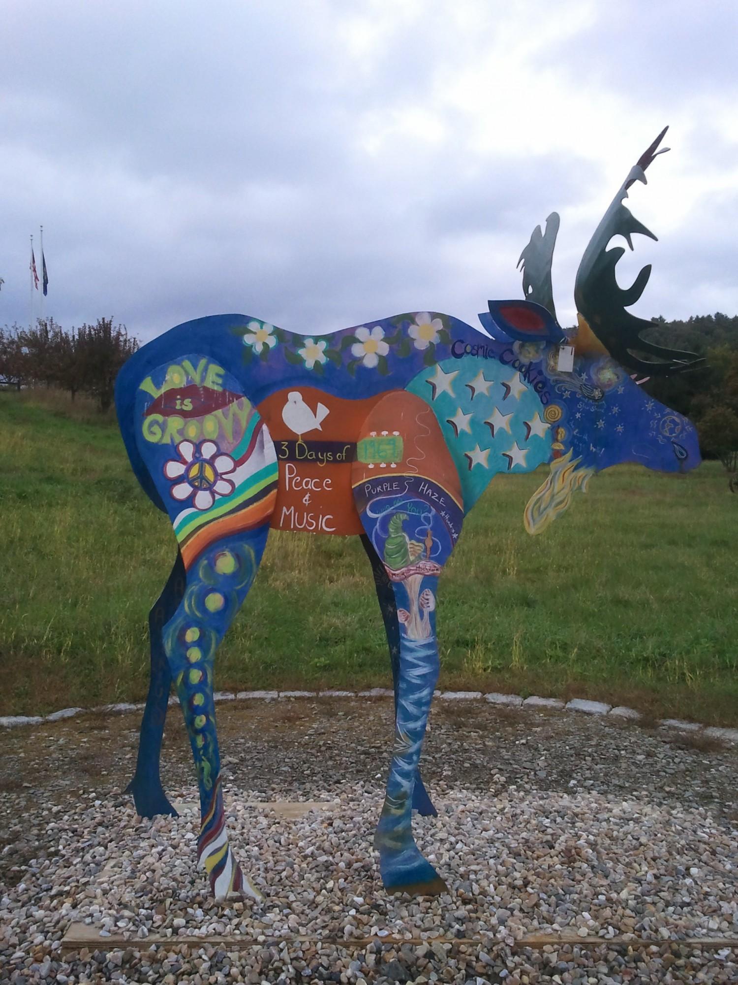 Woodstock Moose