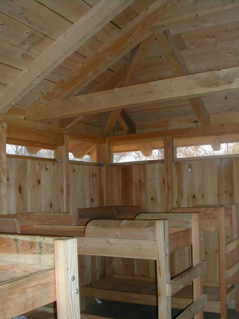 Camper Cabins Fresh Air Fund Post Amp Beam Cabins