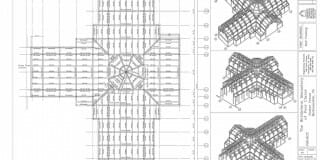 What are Timber Frame Shop Drawings?