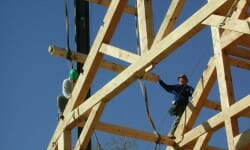 timber-frame-assembly-&-raising-installing-purlins