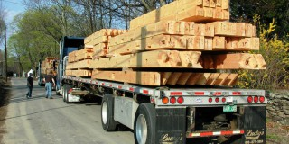 What Happens When My Timbers Are Delivered?