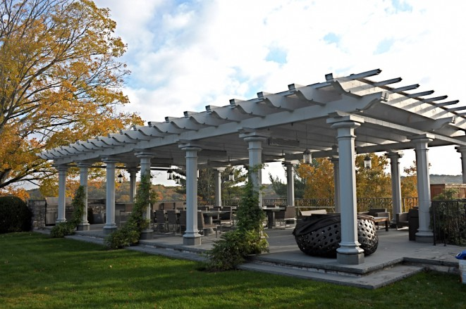 Outdoor Event Pergola