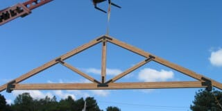 Timber Framing with Steel Joinery