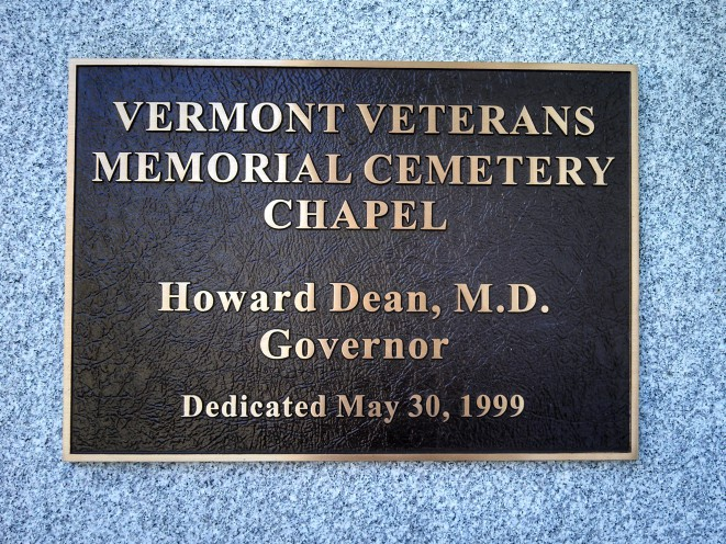 Vermont-Veterans-Memorial-Chapel-Sign