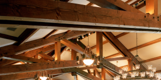 Scissor Truss Designs on the Vermont Timber Works Blog