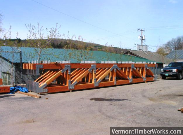 Girder Trusses / Ready to Raise
