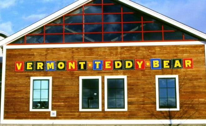 Vermont Teddy Bear Factory