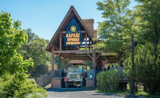 Safari Timberframe