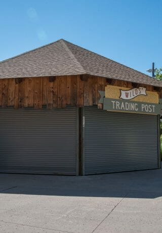 Octagon Trading Post