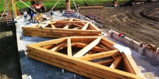 King & Queen Post Trusses