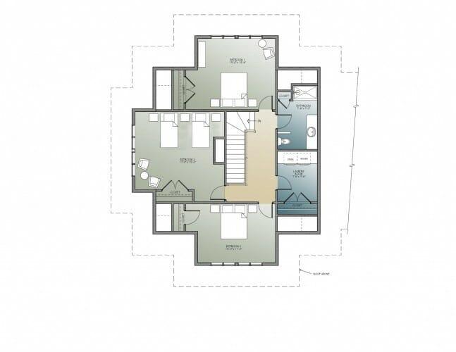 Bonin Architects_Mountain_2nd floor