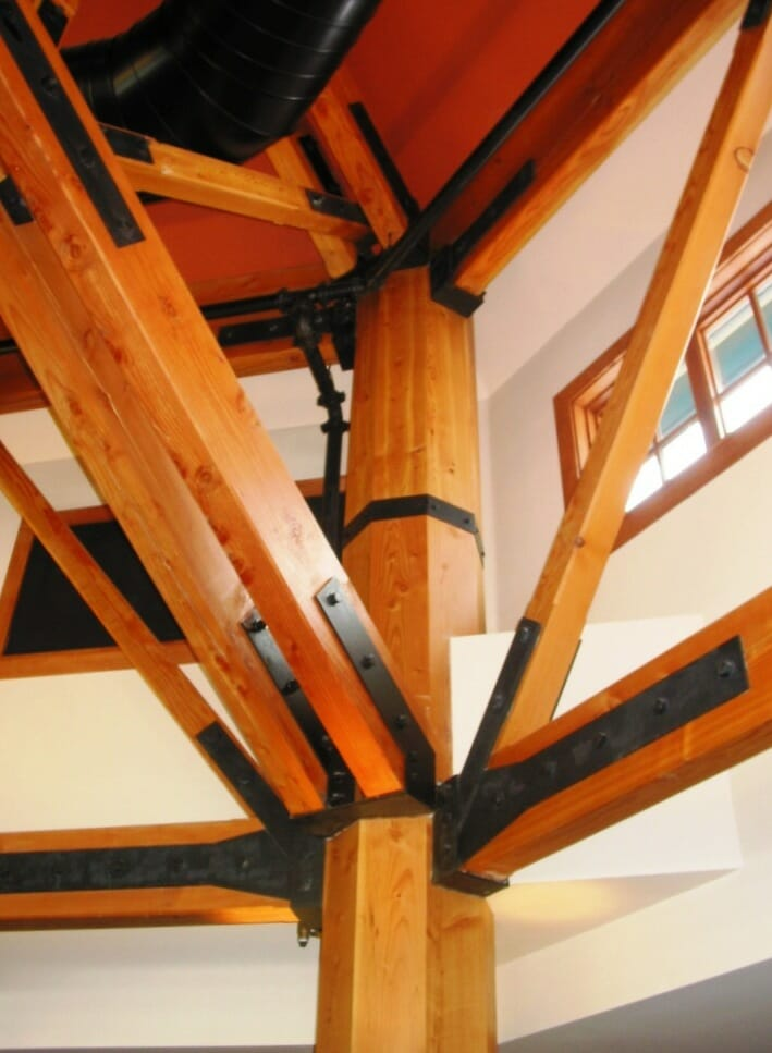 heavy-timber-spruce-peak-frame