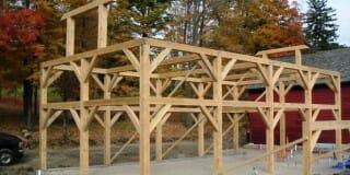 Historic Timber Frame
