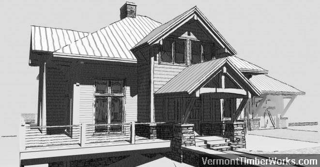 Design by Bonin Architects