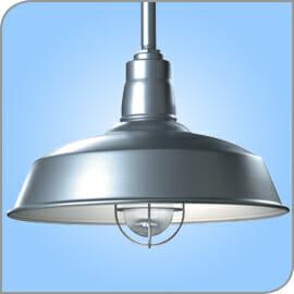 LSI Abolite Standard Dome