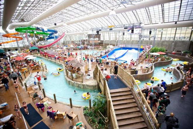 Pump House Indoor Water Park at Jay
