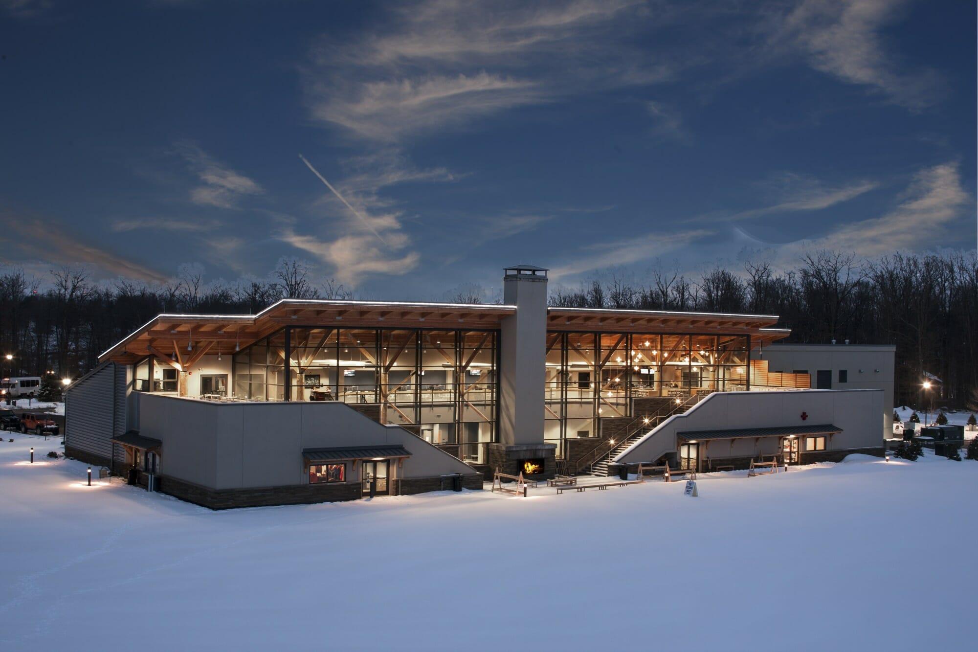 Sundial ski Lodge