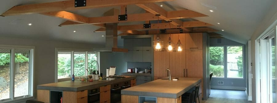 Douglas fir Beams