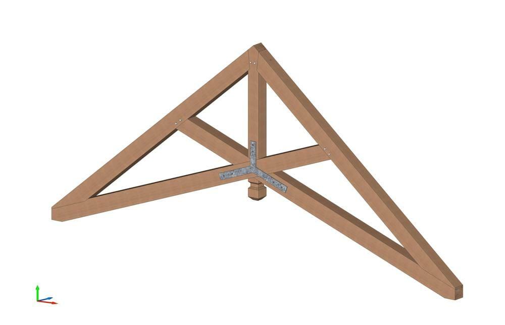 Can A Scissor Truss Be Designed For A 28 215 40 House