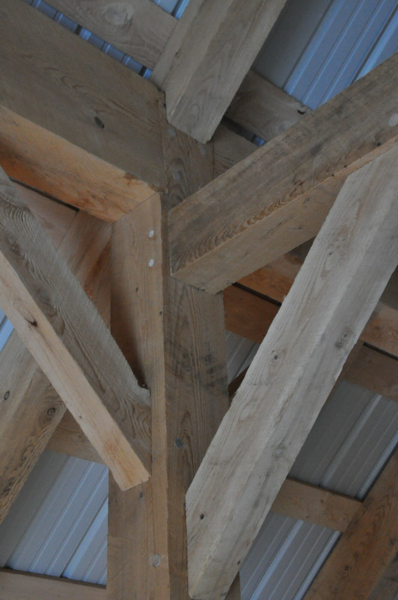 Cool Timber Frame Horse Barn