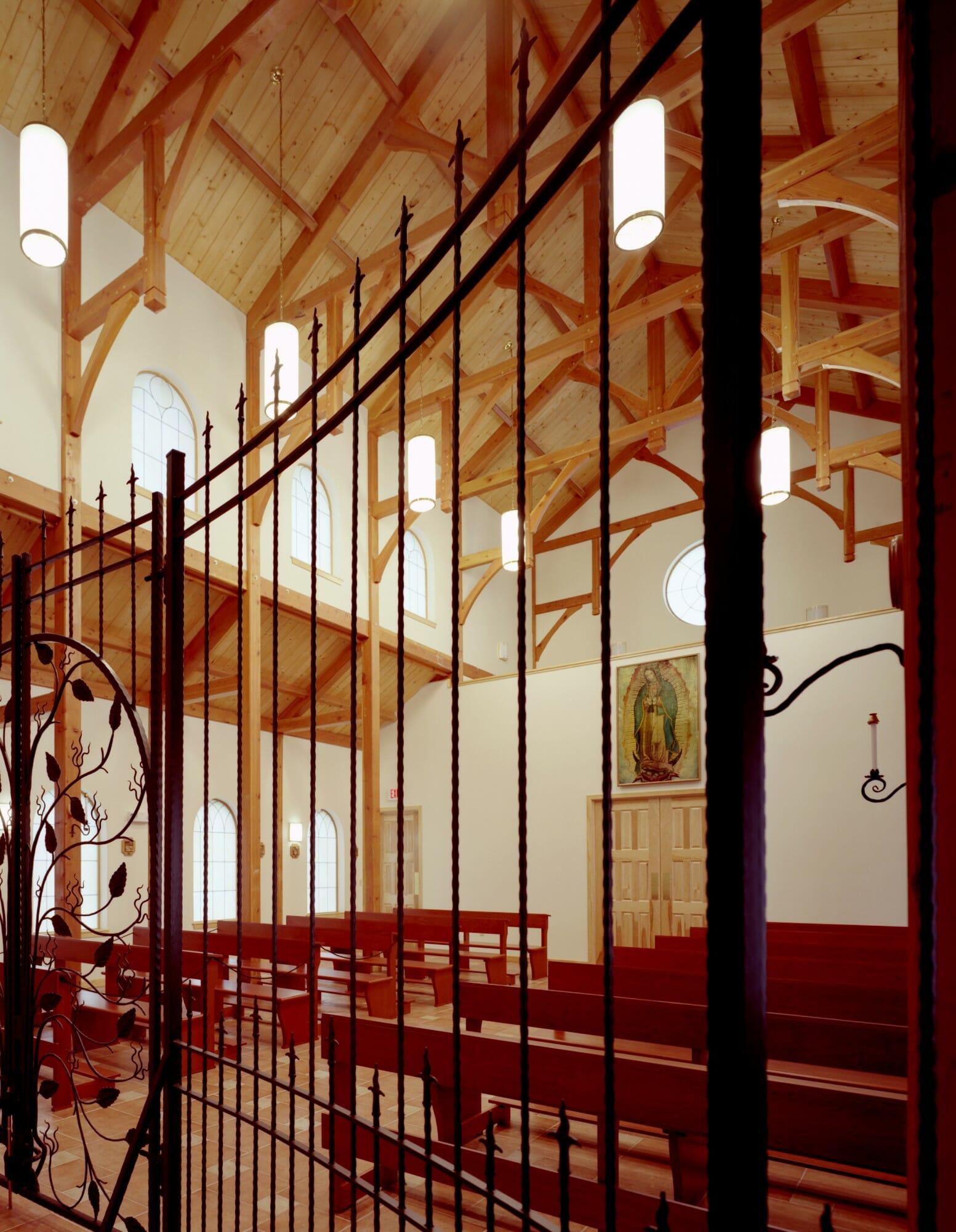 Chapel at Bethlehem Monastery