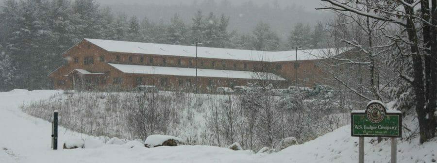 Badger Balm Facility