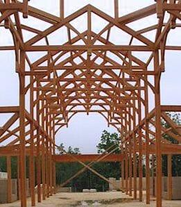 Timbers raised