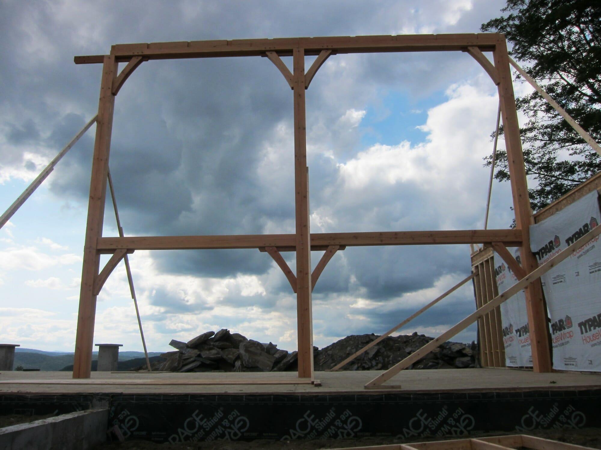 Timber Bent