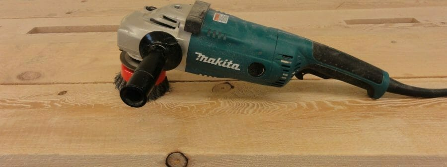 Power tools used for timber framing or post and beam construction
