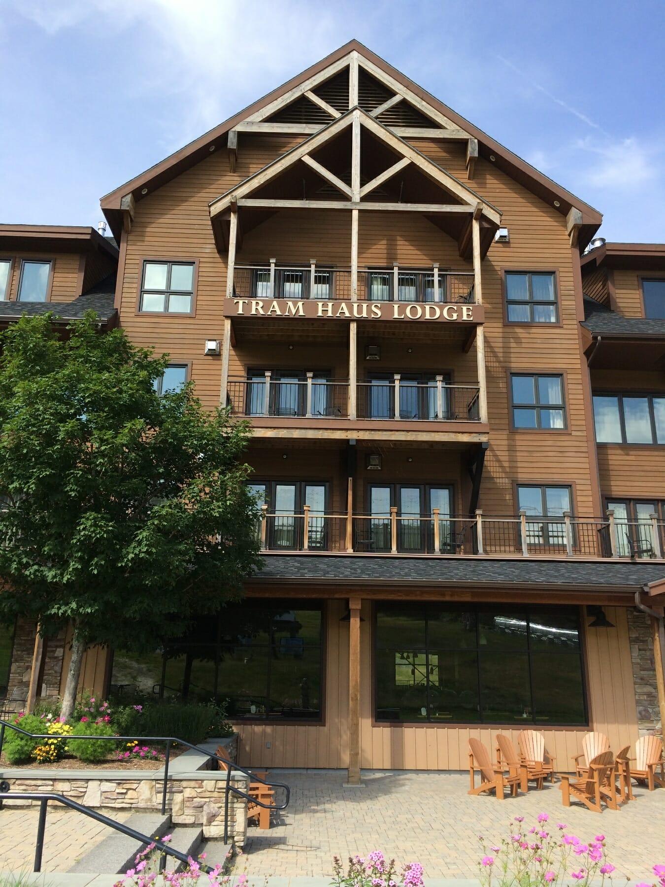 Ski Resort Timber Framing - Vermont Timber Works