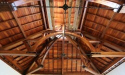 hotels-hamanasi-resort-hammer-beam-truss-belize