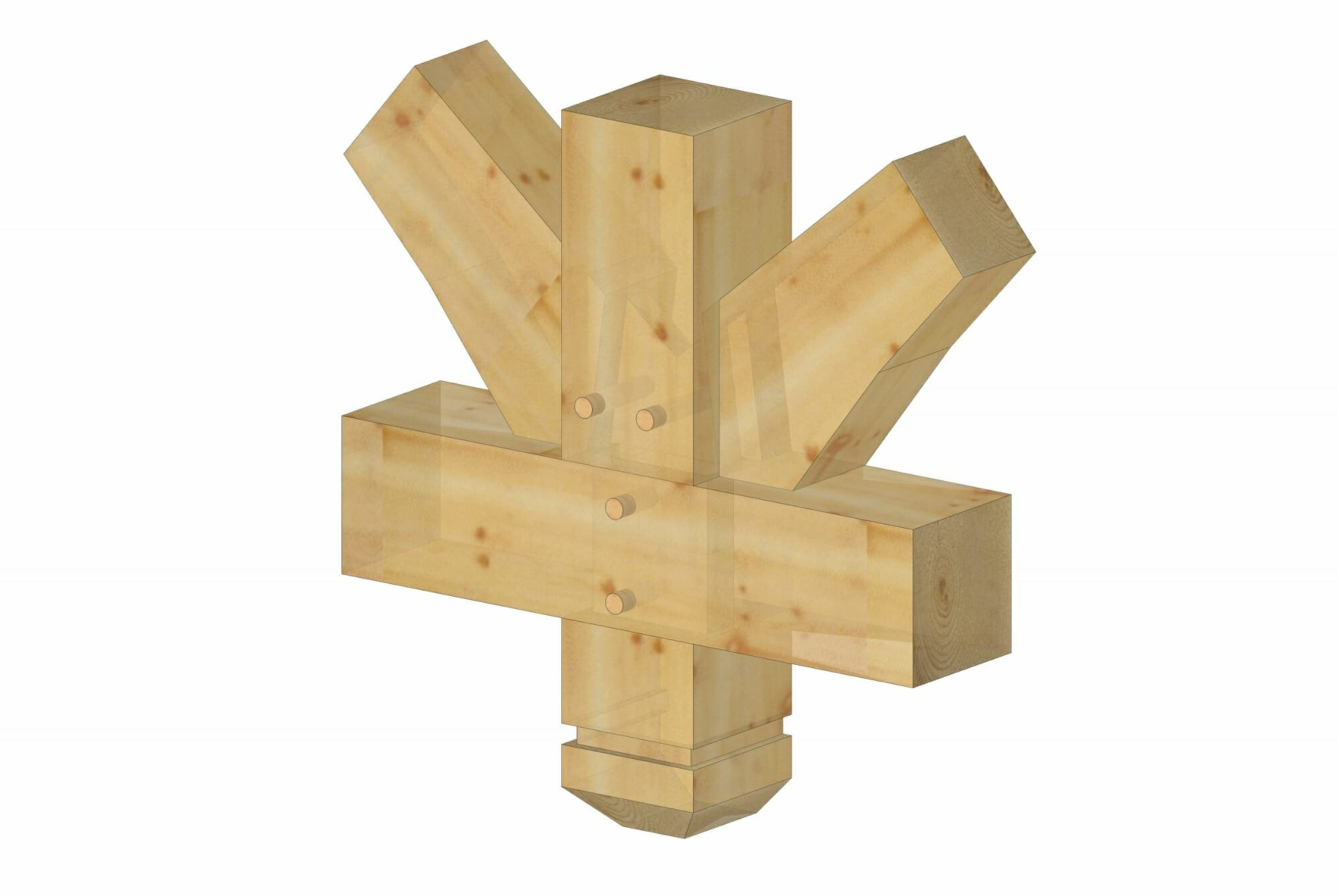 Traditional Post & Beam Joinery | Handcrafted Timber Connections