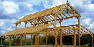 "Can I Purchase Plans From You To Build The ""Texas Barn"" In CA?"
