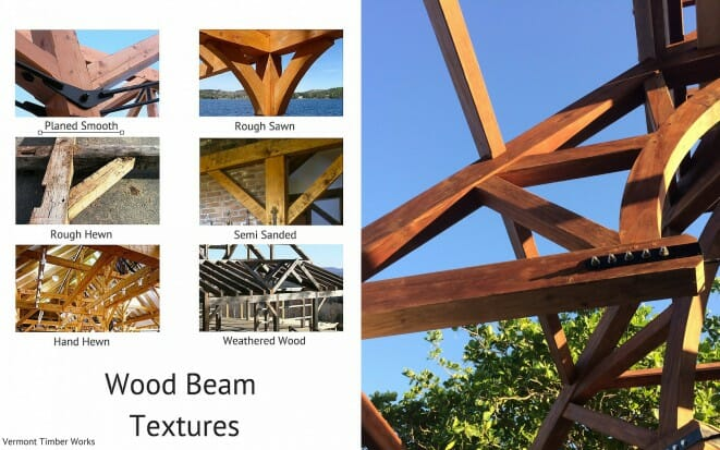 Custom Timber Frame Planed Smooth Santa Maria
