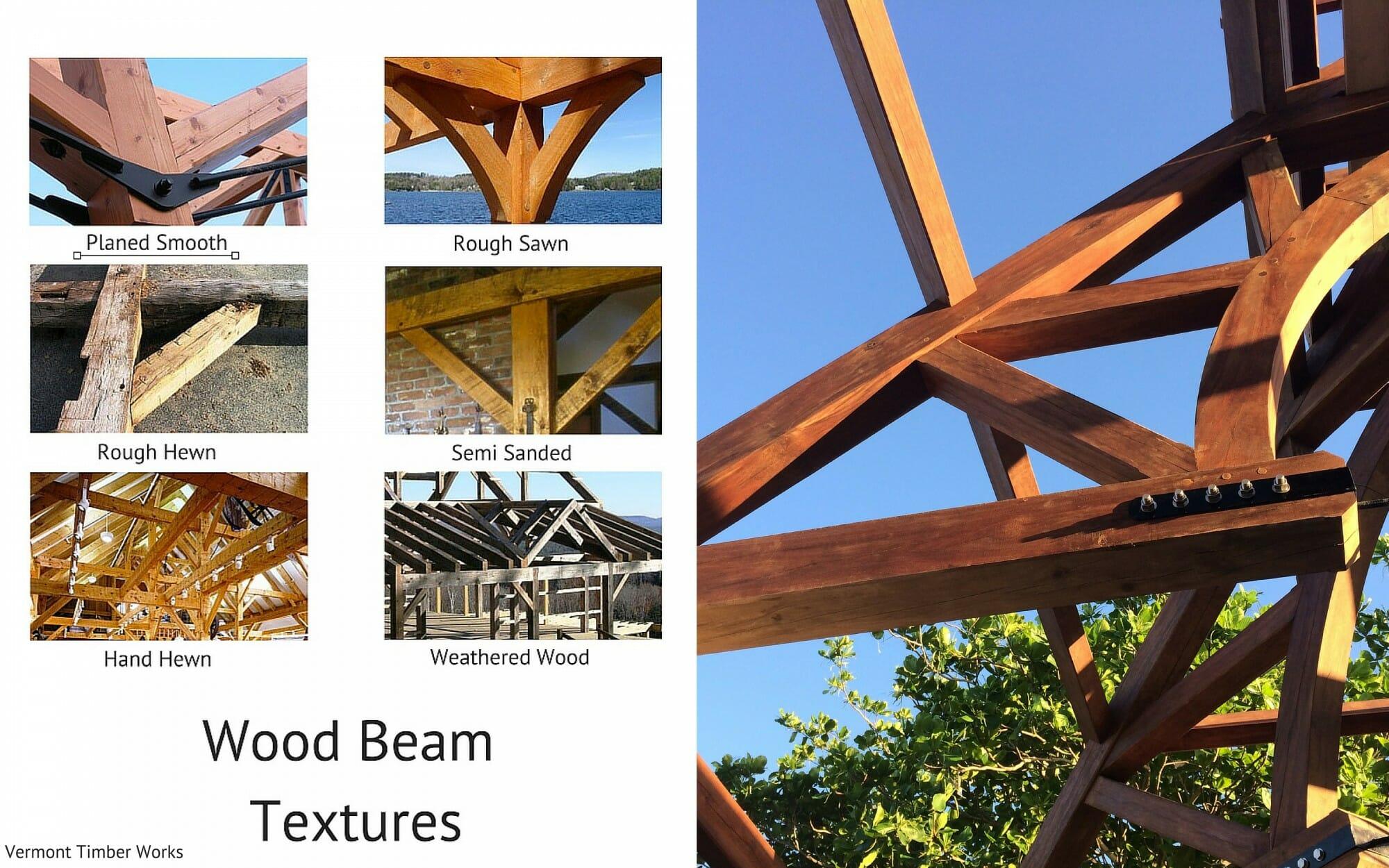 Custom Timber Frame Planed Smooth Santa Maria