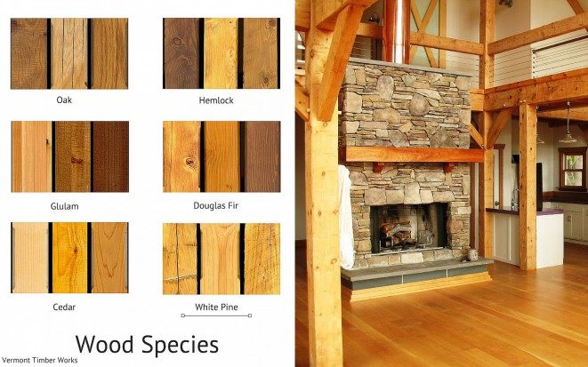 Wood Species White Pine Gambrel Barn