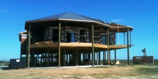 Custom Timber Frame Design: Louisiana Home
