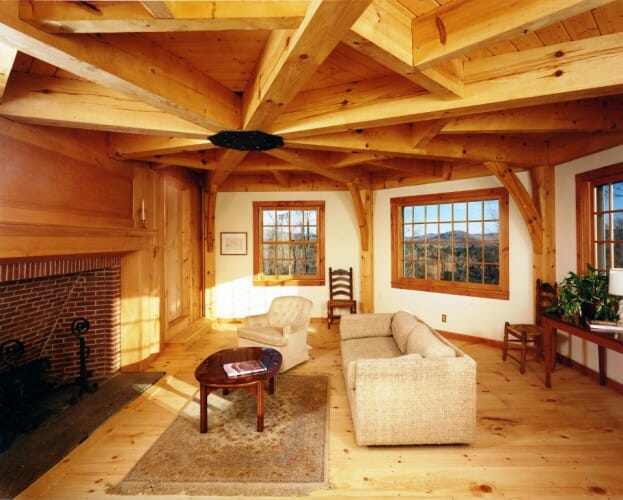 round timber frame q&a