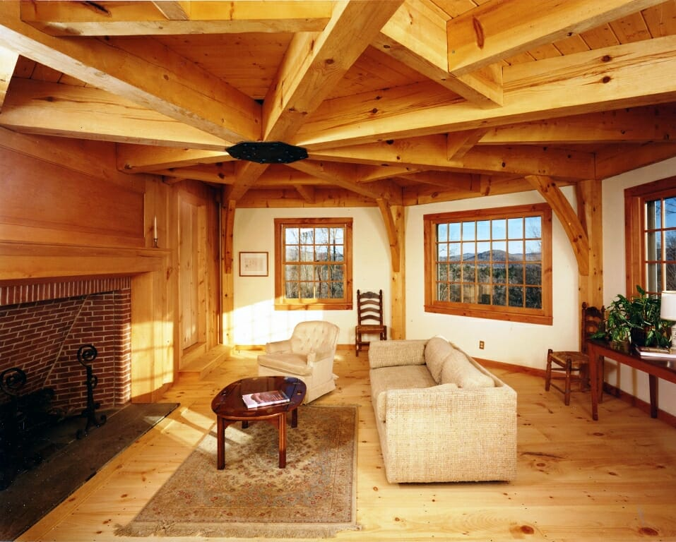 Out Of State Timber Frames Vermont Timber Works