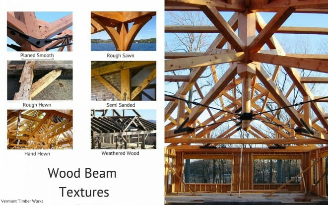 timber texture planed smooth