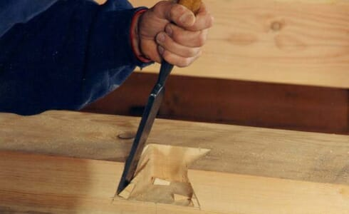 framing chisel