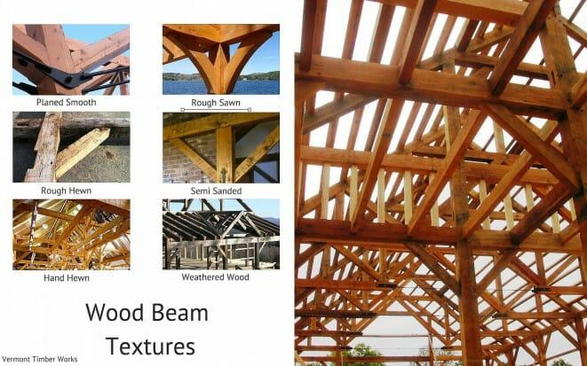 wood beam texture rough sawn