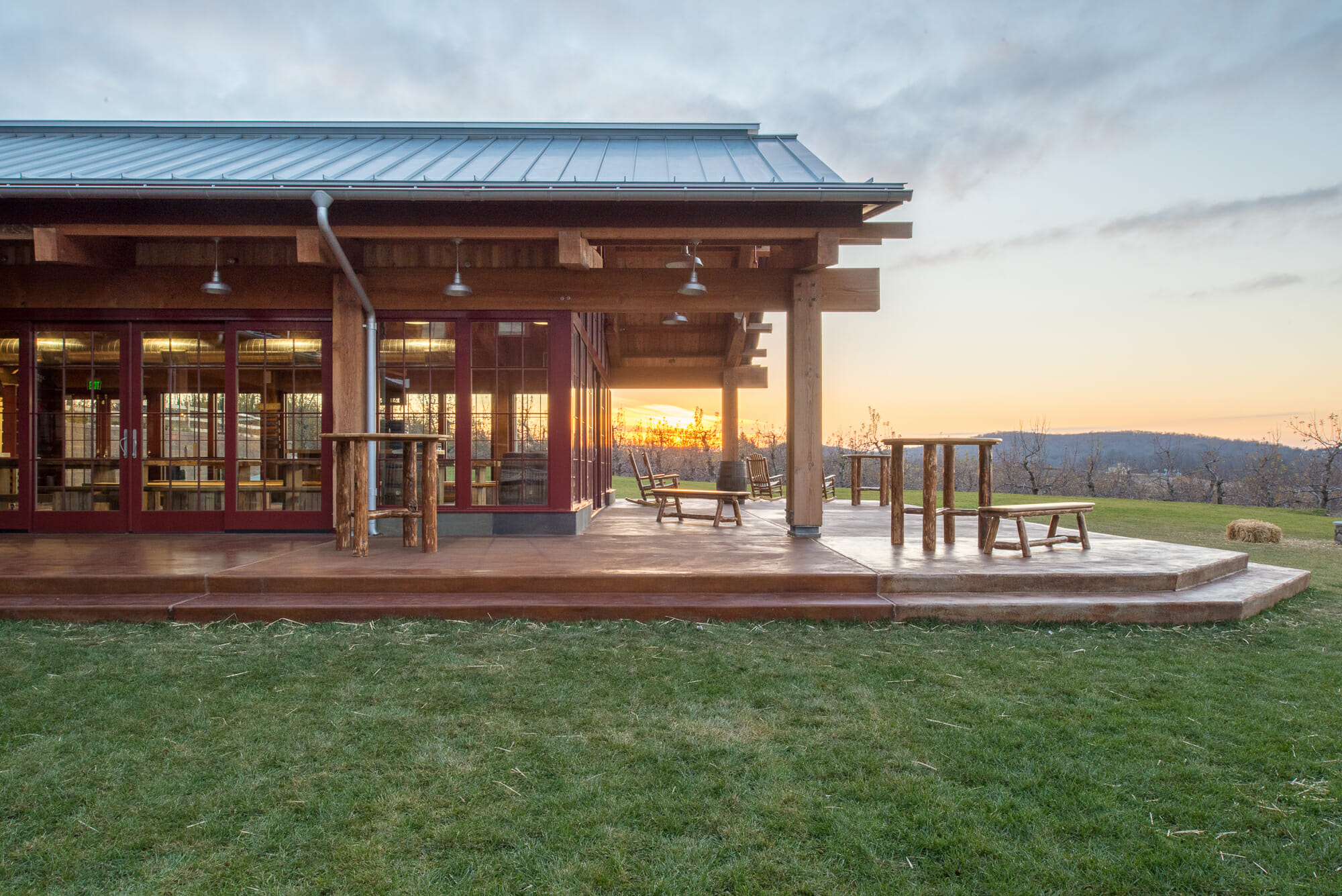 5 Timber Frames That Will Make You Want To Go Outside