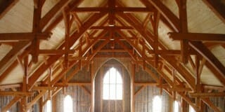 Timber Church Ceilings