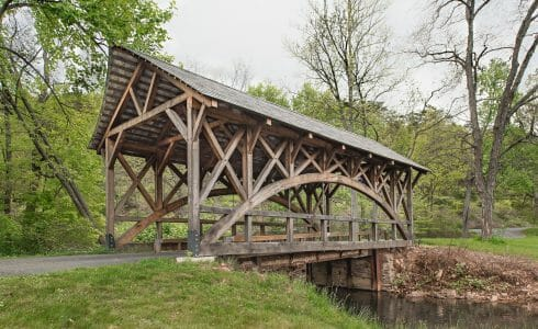 The hc bridge frame work