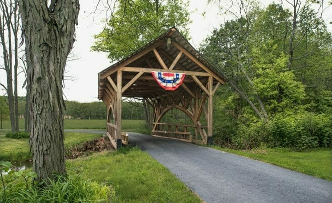 Rich Covered Bridge