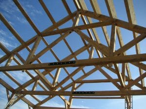 how to incorporate steel in a timber frame - sheer plate